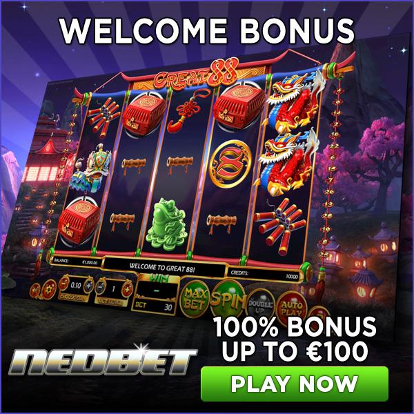 NedBet casino aanbieding